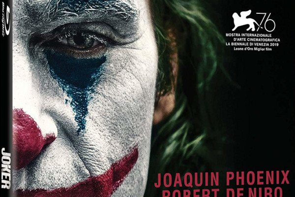 Joker: in blu-ray il film fenomeno del 2019