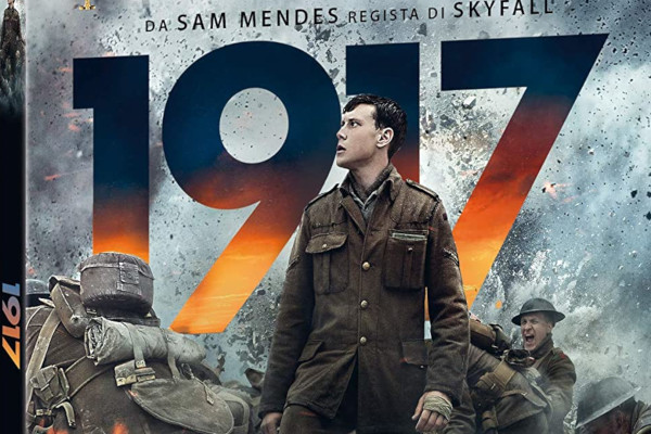 1917 di Sam Mendes porta la Prima Guerra Mondiale in home video