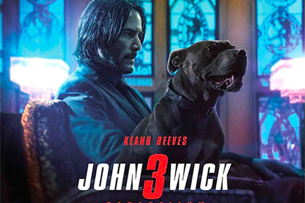 I video dei film in arrivo al cinema - John Wick 3: Parabellum