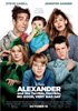 i video del film Alexander and the Terrible, Horrible, No Good, Very Bad Day