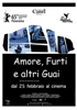 i video del film Amore, furti e altri guai