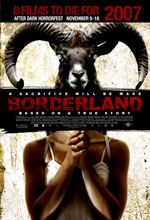 Locandina del film Borderland (US)