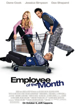 Locandina del film Employee of the month (US)