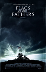 Locandina del film Flags of our fathers (US)