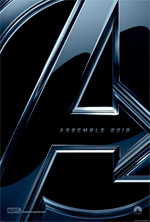 Locandina del film The Avengers (US)