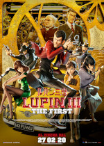 locandina del film Lupin III: The First