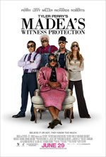 Locandina del film Madea's Witness Protection