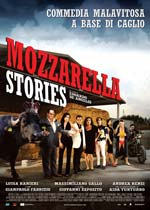 Locandina del film Mozzarella Stories