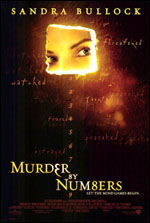 Locandina del film Murder by Numbers