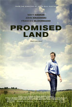Locandina del film Promised Land