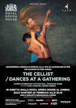 locandina del film Royal Opera House - The Cellist