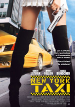 Locandina del film New York Taxi