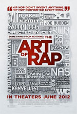 Locandina del film The Art of Rap