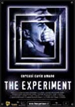 Locandina del film The experiment