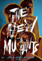 locandina del film The New Mutants
