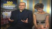 Intervista esclusiva al protagonista Domenico Fortunato
