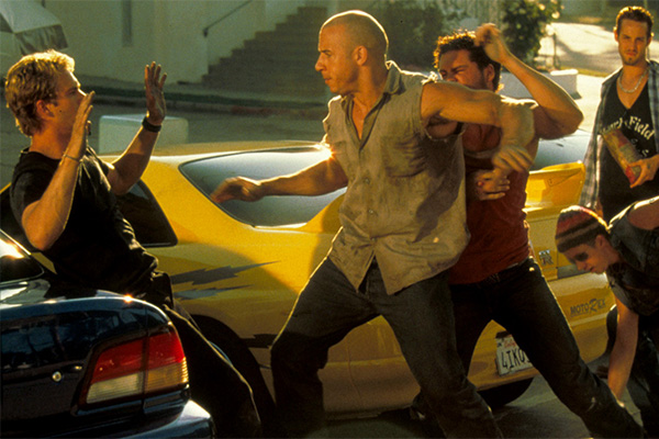 Oggi in TV: Fast and Furious