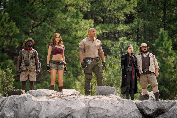 Foto dal film Jumanji - The Next Level