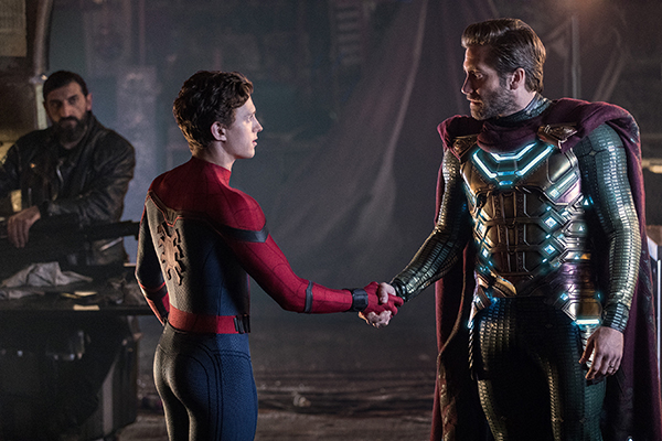 Foto dal film Spider-Man: Far From Home