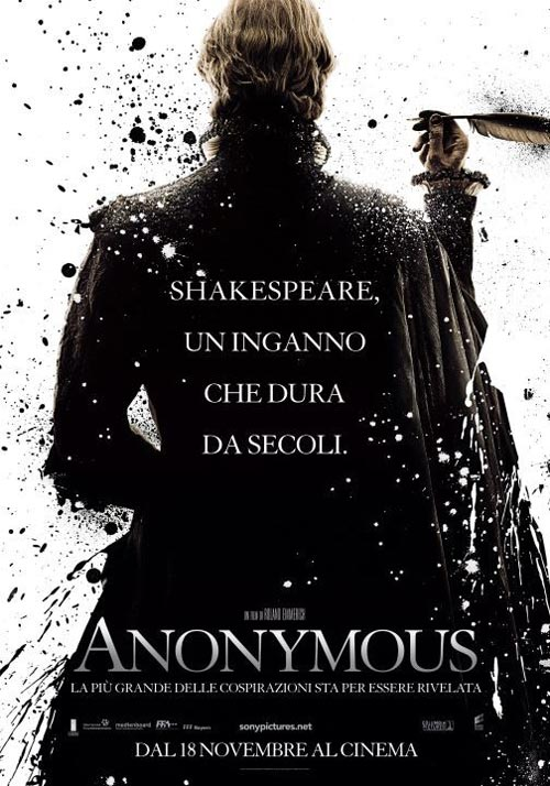 Poster del film Anonymous