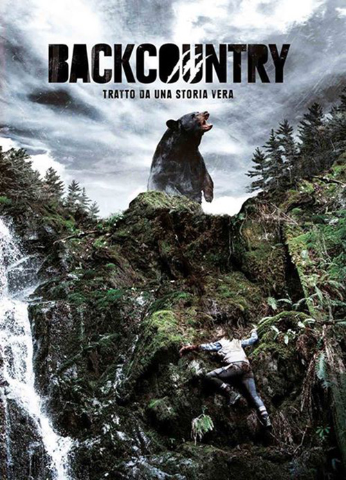 Poster del film Backcountry