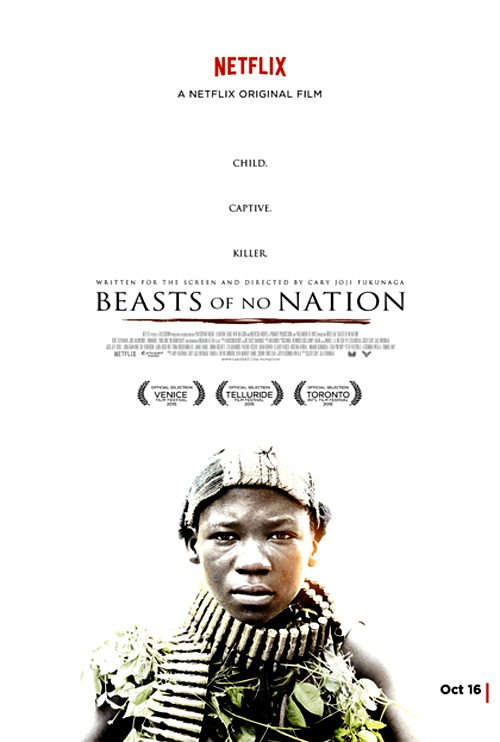 Poster del film Beasts of No Nation