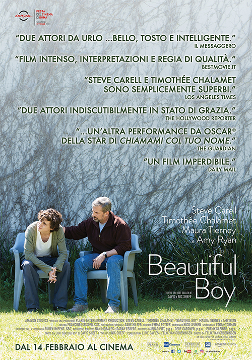 Poster del film Beautiful Boy