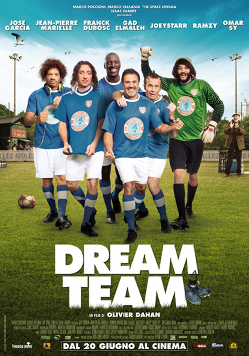 Poster del film Dream Team