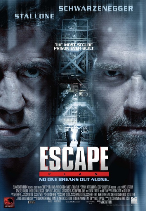 Poster del film Escape Plan - Fuga dall'inferno
