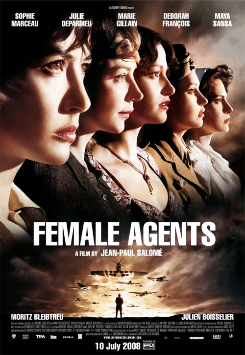 Poster del film Female Agents