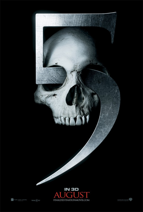 Poster del film Final Destination 5