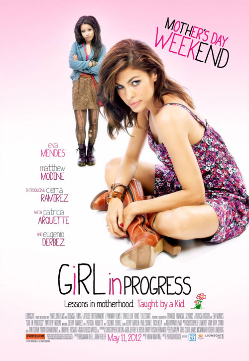 Poster del film Girl in Progress