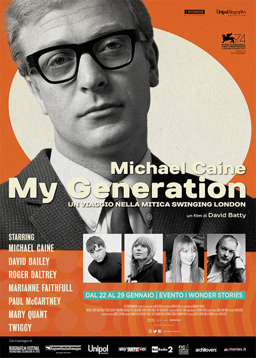 Poster del film My Generation