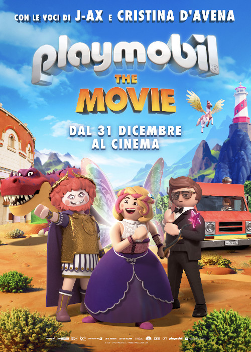 Poster del film Playmobil The Movie