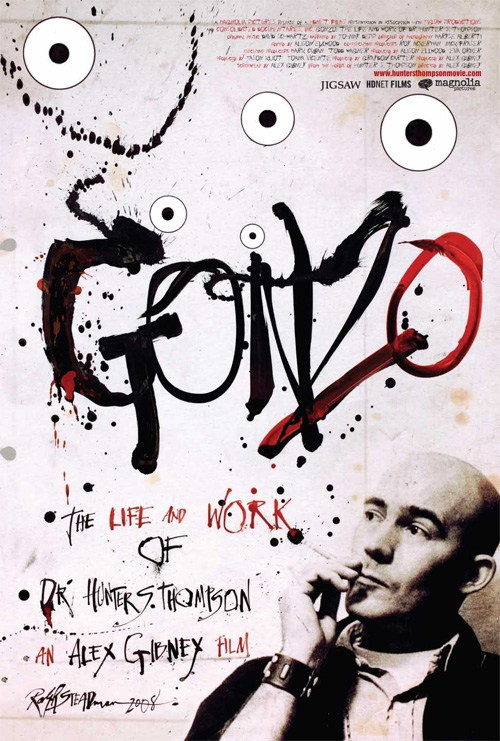 Poster del film Politicamente scorretto - The Hunter S. Thompson's Gonzo