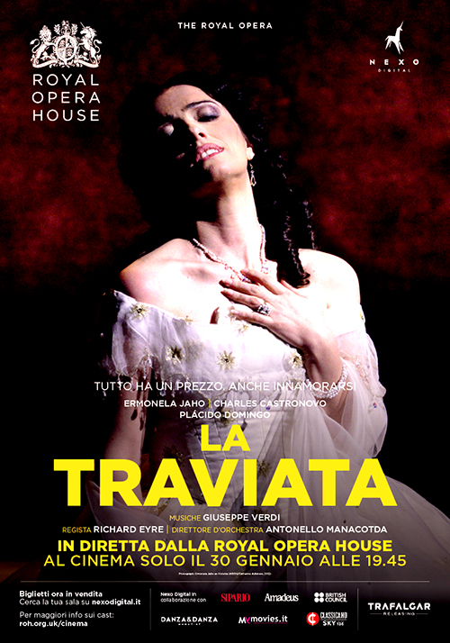 Poster del film Royal Opera House: La traviata