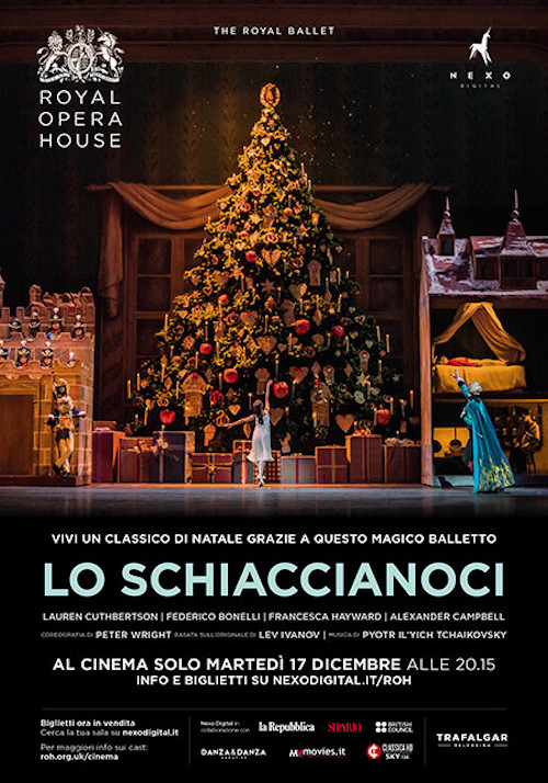 Poster del film The Royal Opera - Lo Schiaccianoci