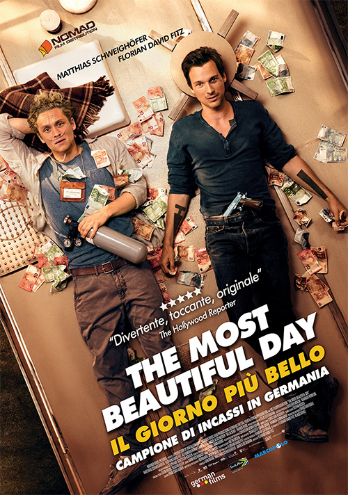 Poster del film The Most Beautiful Day - Il giorno più bello