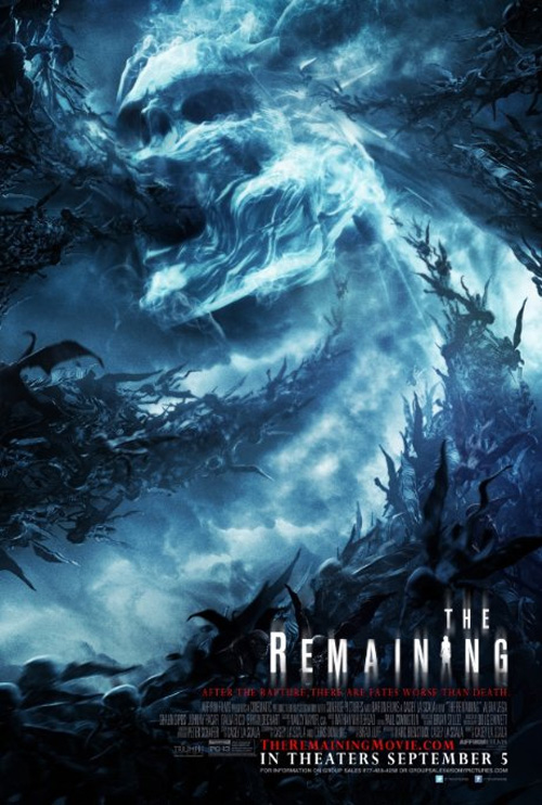 Poster del film The Remaining