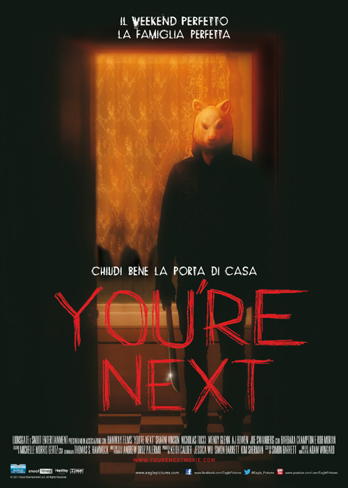 Poster del film You're Next